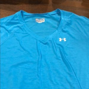 Under armor short sleeve top